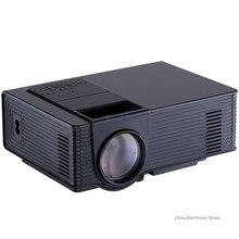 Mesuvida VS314 проектор 1500 люмен Поддержка 1920×1080 P аналоговый ТВ светодиодный проектор Мини проектор для дома Кино ТВ UC40 UC46