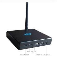 Measy T8B 4 ГБ RAM 64 ГБ ROM Полный активации Windows 10 Smart TV Box Intel Atom X5 Z8300 Mini PC 1.84 МГЦ для ТВ дома