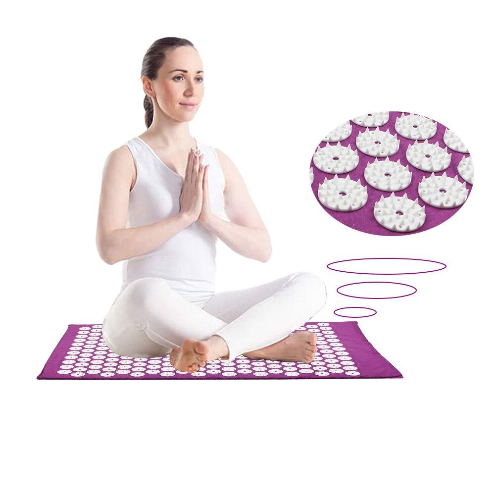 Image result for yoga massage mat