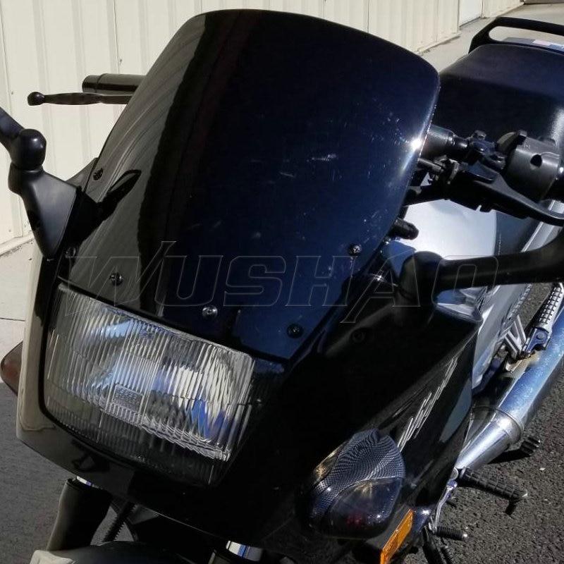 Peachy Us 7 96 20 Off Mototcycle Windshield Windscreen Screen For 1988 1994 1999 2001 2004 2006 2007 Kawasaki Ninja 250 250R Ex250 Gpx R Gpx250R F In Uwap Interior Chair Design Uwaporg