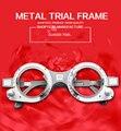 Бесплатная доставка металла пробный кадр, фиксированный судебный кадров, оптический суд каркас объектива 52 ~ 70 мм хорошее качество