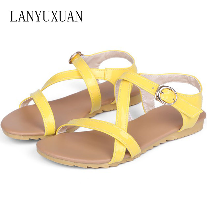 2017 Tenis Feminino Sandalias Mujer Plus Big Size 34-43 Shoes Women Sandals Sapato Feminino Summer Style Chaussure Femme 638 2017 sandalias mujer ladies shoes fashion tenis feminino plus size women sandals sapato summer style chaussure femme bl 326 4