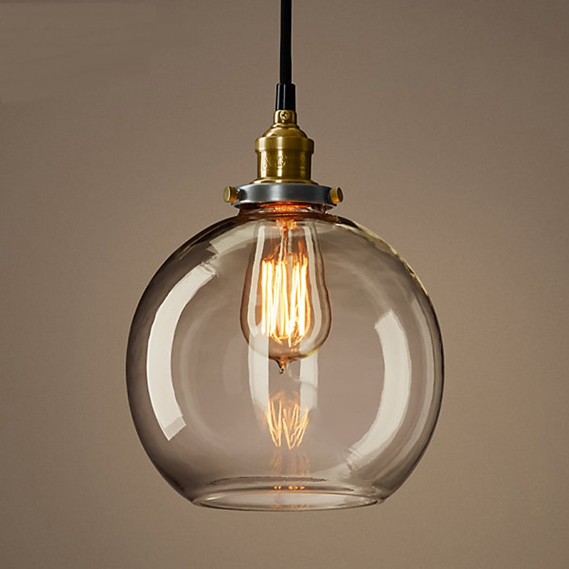 North Village Industrial Retro pendant lamps glass study the living room bedroom living rough bar lamp loft pendant lights european style retro glass chandelier north village industrial study the living room bedroom living rough bar lamp loft