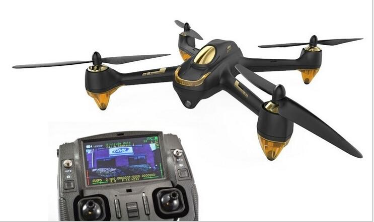 Original Hubsan H501S X4 5.8G FPV RC Drone Med 1080P HD-kamera - Fjernstyret legetøj - Foto 5