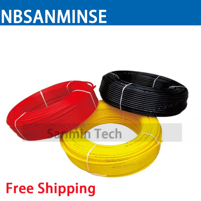 100M 1209 1613 1612 PA12 Nylon Hose Polyamide Tube Air Water Hose High Qulaity NBSANMINSE ноутбук dell alienware 15 r3 core i7 7700hq 16gb 1tb 512gb ssd nv gtx 1070 8gb 15 6 uhd win10 silver