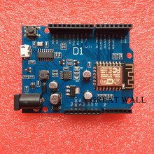 Smart Electronics ESP-12F WeMos D1 WiFi uno based ESP8266 shield for arduino Compatible IDE