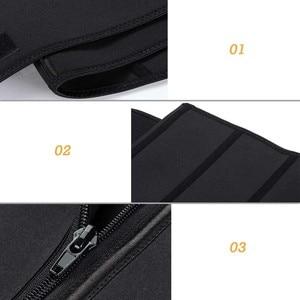 Image 4 - Lover Beauty 100% Latex Waist Cincher Corset Underbust High Compression Plus Size Belt Girdle Double Control Slimming Abdominal