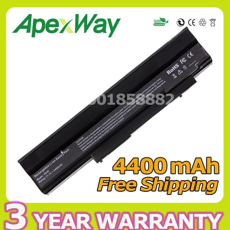 Apexway 6 cellulaire Batterie D'ordinateur Portable AS09C31 AS09C70 AS09C71 Pour Acer Extensa 5235 5635 5635g 5635ZG ZR6 5635Z NV4808C NV4005C NV4429C