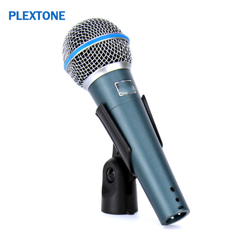 professional cardioid switch vocal handheld dynamic wired microphone for karaoke mic microfone. Black Bedroom Furniture Sets. Home Design Ideas