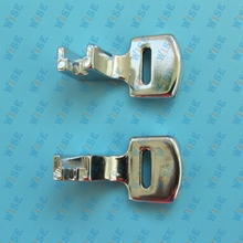 Low Shank Double Gathering Foot Singer Brother Janome Babylock Kenmore Pfaff (2 PCS) #CY-702