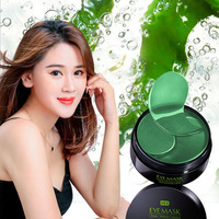 New Seaweed Extract Golden Collagen Eye Patch Korea Eye Mask Ageless Sleep Mask Eye Patches Dark Circles Face Care Mask
