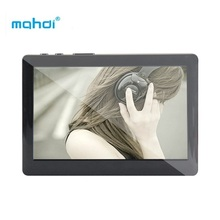 Mahdi M715 Touch MP4 Player 8G MP4 Music Player 5 inch 720P HD Screen Support Video Music Recording Calculator Picture Gaming