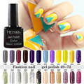 New Easy Soak Off Gel Nail Polish Long Lasting UV Nail Gel Polish Gel Lak Nail Art Gel Varnish Gelpolish Vernis Semi Permanent