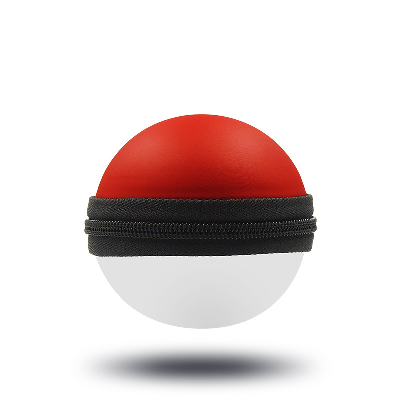 Carrying Case for New 2018 Pokemon Poke Ball Puls Controller Protective Hard Portable Travel Pokeball Case Bag for Nitendo Switch Accessories Pokeball (1)