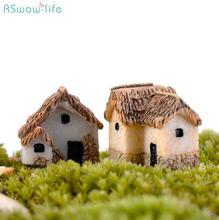 16 шт в комплекте миниатюрный садовый ландшафт миниатюрные деревенские