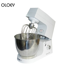 7L Large Capacity Commercial Food Processor 110V / 220V Dough Machine Batidora Mixer