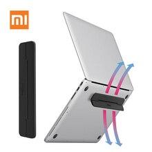 Оригинальный Xiaomi Mijia Miwu Подставка Для Ноутбука Держатель Прочный тонкий легкий переносная подставка угол наклона ноутбука вентилятор охлаждения