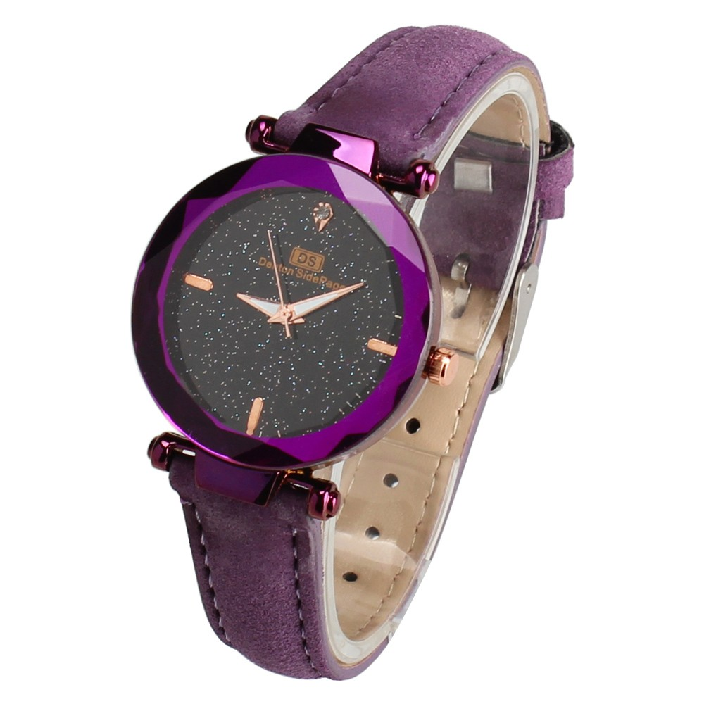 Persevering 2019 *yu New Fashion Gogoey Brand Rose Gold Leather Watches Women Ladies Casual Dress Quartz Wristwatch Reloj Mujer Go4417 Strong Resistance To Heat And Hard Wearing Watches