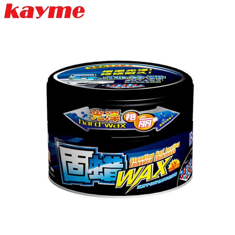 Kayme Car Solid Wax Paint Care Protection Scratch Repair