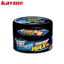 Kayme 車固形ワックス塗料ケア保護スクラッチリペアワックスためクリア自動コーティングナノ研磨ペースト削除傷