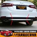 Задняя Крышка багажника для 2018 Toyota Camry хромированная крышка багажника крышка люка