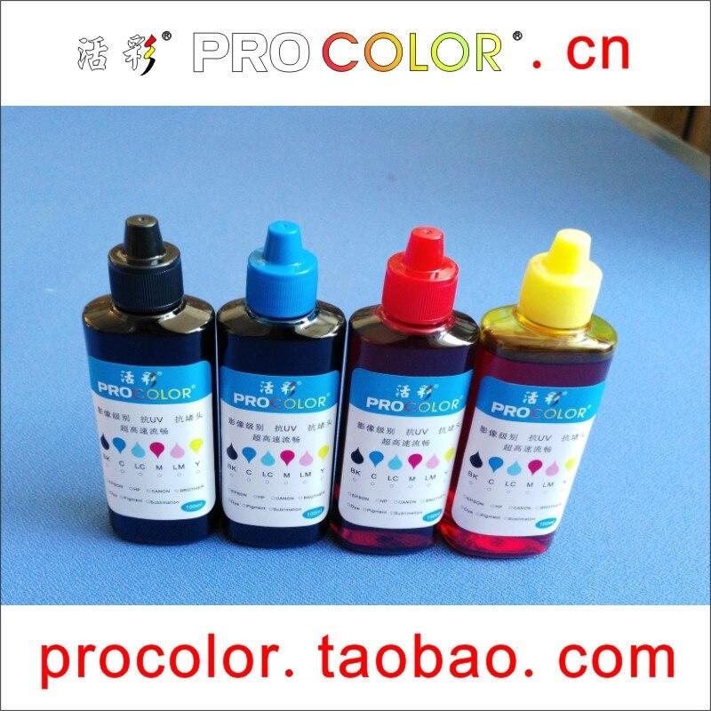 cli151 gy dye tinta reenchimento kit para