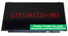 For Asus X552W R510L R510VC R510V X554LD Laptop LCD Screen LTN156AT35-H01 LTN156AT35 H01 LED LVDS 40Pin 15.6 1366x768 Matrix