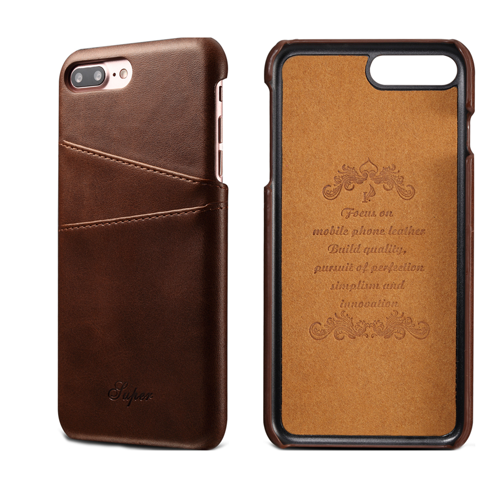 Leather Phone Case >> Latest For Iphone 8 8plus Luxury Leather Phone Case For Apple Iphone