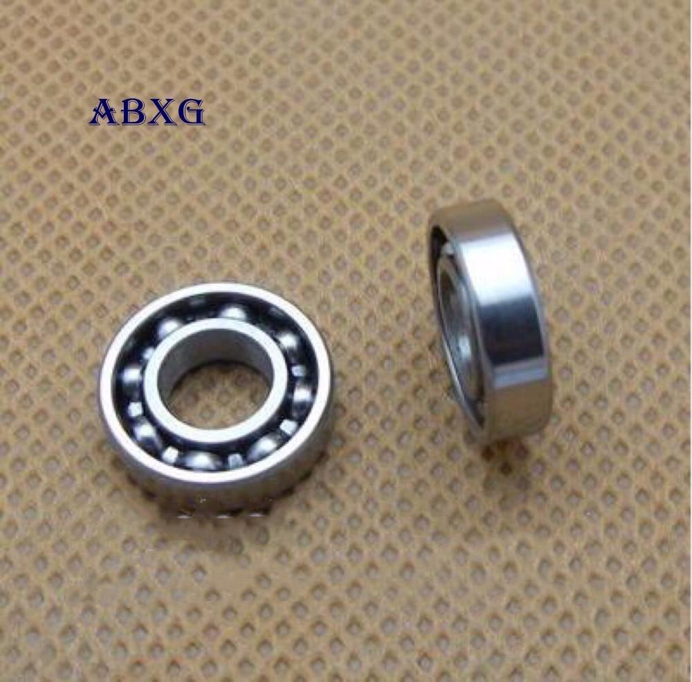 10pcs R186 EE1 deep groove ball bearing 4.762x12.7x3.969mm inch miniature bearing ABEC3 цена