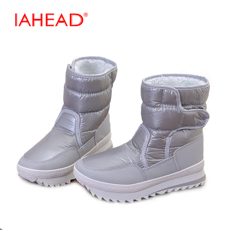 Fashion Women Boots Female Tassel Winter Ankle Boots Shoes Down Wedges Snow Boots Ladies Shoes Woman Warm Botas Mujer UPA392 2017 women snow ankle boots female wedges fox fur winter boots warm australia fashion ladies shoes botas