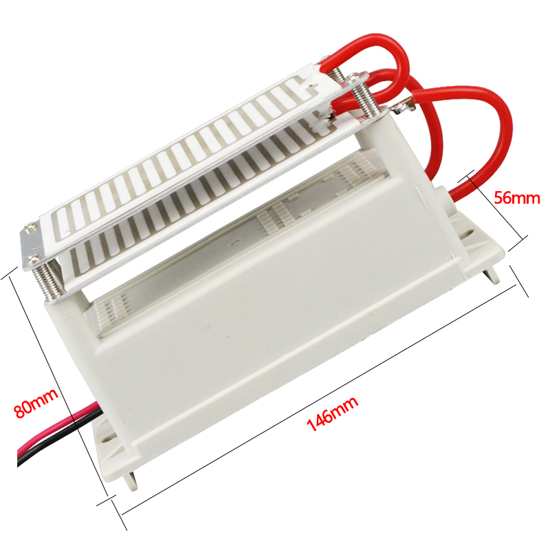 220V/110V 10g Ozone Air Purifier Portable Ozone Generator  Household Odor Remover Ozon Generator Home Accessory Ozonizer Machine 220v 5g quartz tube ozone machine household ozone disinfector ozone generator parts