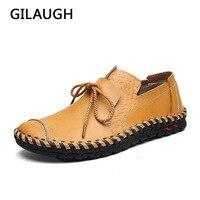 2017 Men S Fashion Leather Casual Shoes Brand Fashion Handmade Men Shoes Zapatos De Hombre