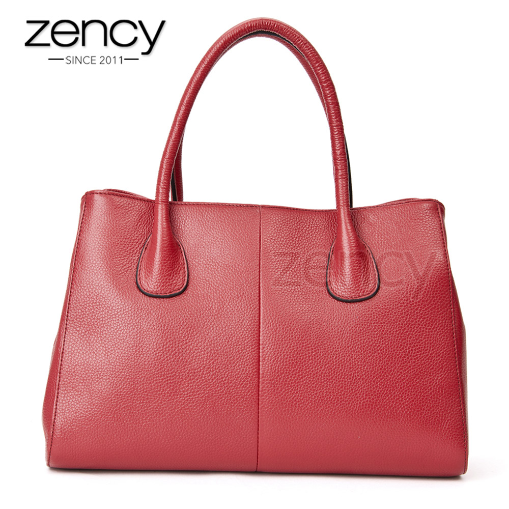 New Arrival 7 Colors 100% Soft Genuine Leather Fashion Women Handbag High Quality Female Casual Tote Office Ladies Business Bag мужская футболка oem t 3d large hand