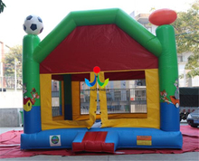 5X5 Outdoor Inflatable Combo Bouncer, Bouncy Castle Prices