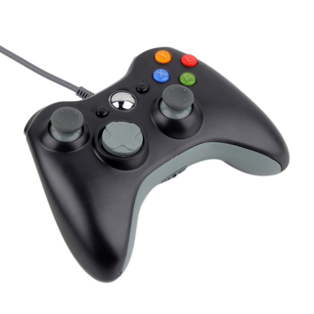 usb Wired gamepad for xbox 360 game controller xbox360 console controle joystick pc play video game microsoft accessories slim