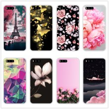 Купить с кэшбэком Fashion Patterned Phone Cases For Xiaomi MI 5 5C 5S 5X 6 6X Plus Soft Silicone Cover For Xiaomi MI A1 A2 LITE 8 SE Case