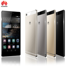 Original Huawei P8 Android 5.0 OS 4G LTE Mobile Phone Octa Core 2.0GHz 3GB RAM 64GB ROM 5.2″ inch 13.0MP Camera Cell Phone