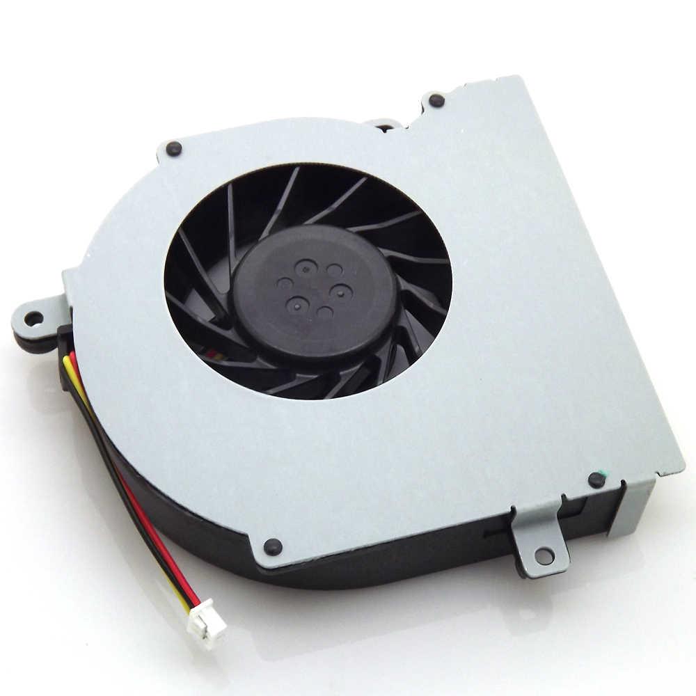 New dc5v 0.20a udqfrzh05c1n cpu cooler fan para toshiba l300 l305 l355 a300 a305 cooler fan