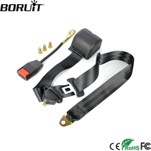 3 Schnalle Universal Seatbelt