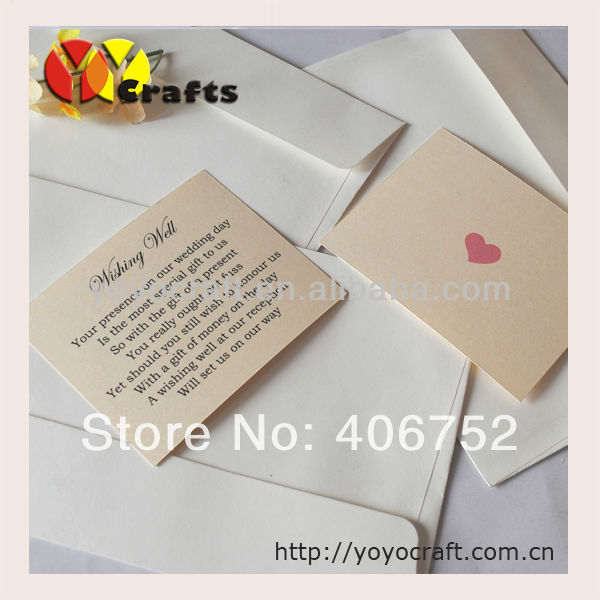 2014 wedding invitation cards freshers party invitation cards bengali wedding invitation card with envelope and insert-in Party Favors from Home & Garden on ...