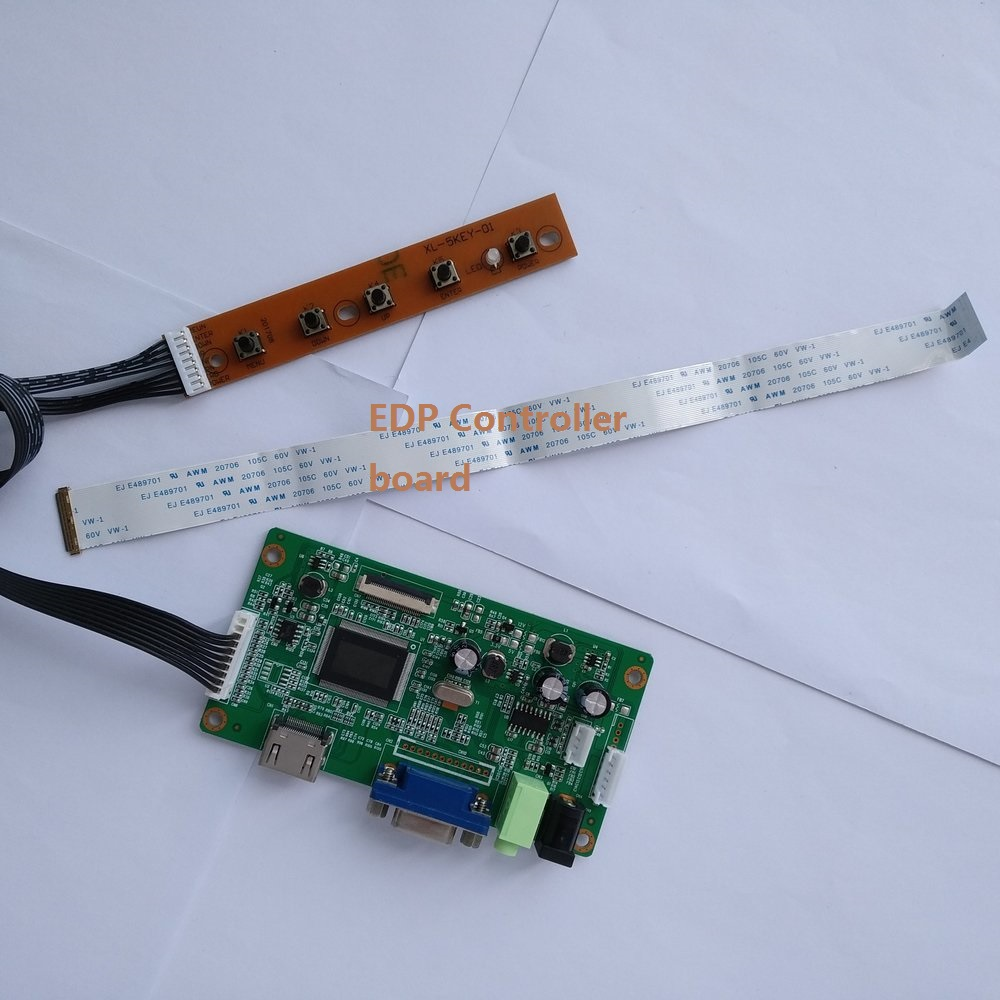 For N156HGE-EAL Rev.C2 KIT VGA Controller Board 30Pin 15.6
