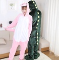 Kigurums Dinosaur Onesie Adult Unisex Cosplay Costume Pajamas One Piece Children Animal Costume Carnevale Woman Pajama