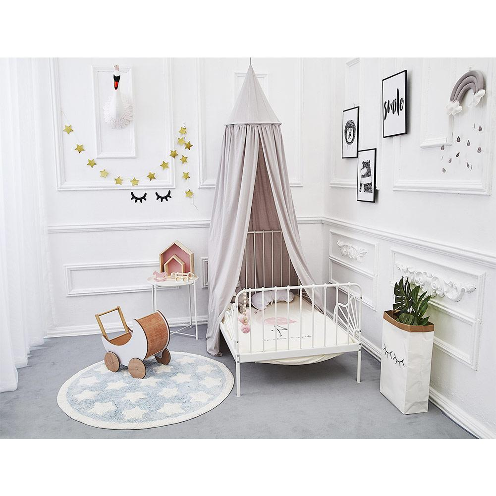 Bébé infantile jouer tapis enfants ramper tapis plancher tapis bébé literie lapin couverture coton jeu Pad enfants chambre décor - 5