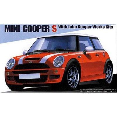 1/24 MINI Cooper S Sports Car (JCW Version) 12253