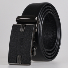 SUMEIKE 2019 Newest High Quality Leather Belt Male