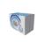 Wi-fi câmera de 1.3mp 360 graus lâmpada lâmpada fisheye panorâmica câmera ip sem fio wi-fi câmera de segurança de vigilância motion detection