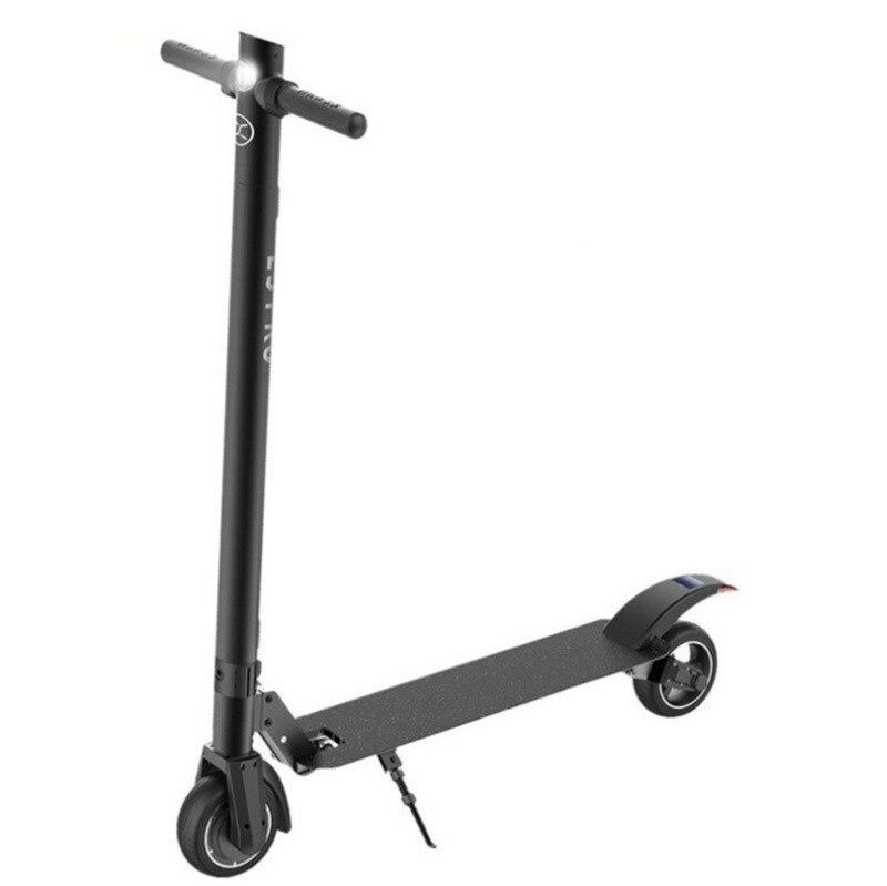 Eu livraison gratuite Scooter électrique Patinete Eletrico EW-052 urbain aller au travail adultes extrême léger