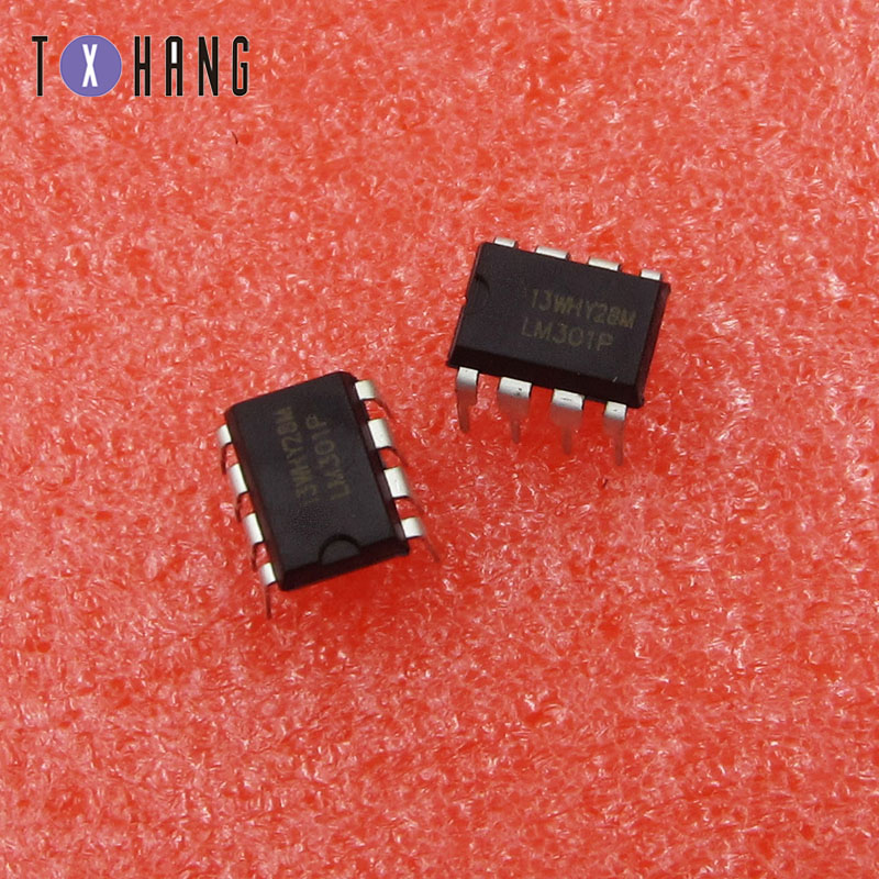 Operational Amplifier IC LM301