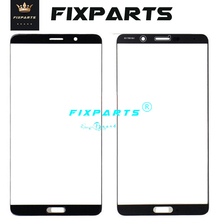 for Huawei Mate 10 Lite Touch Screen Front Glass Phone Mate 10 / Pro Touchscreen Panel Front Glass Lens Parts New NO LCD DISPLAY front outer glass lens touch panel cover replacement for huawei p30 pro p20 lite mate 20 pro mate 10 mate 30 front screen lens