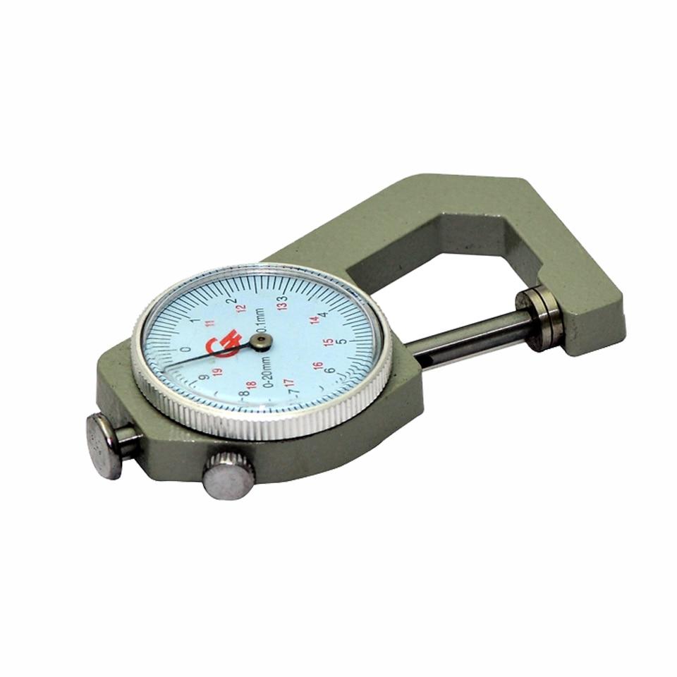 диаметр измерительного инструмента